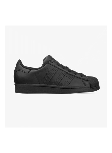 adidas Superstar J Siyah